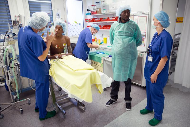 Spitalzentrum Biel [Kinderanästhesie]